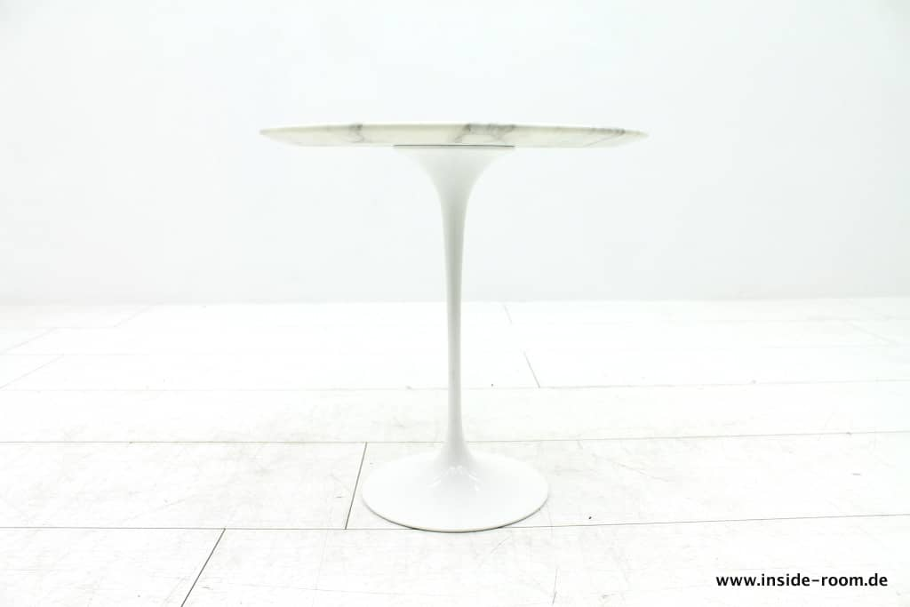 Eero Saarinen Side Table, Marble