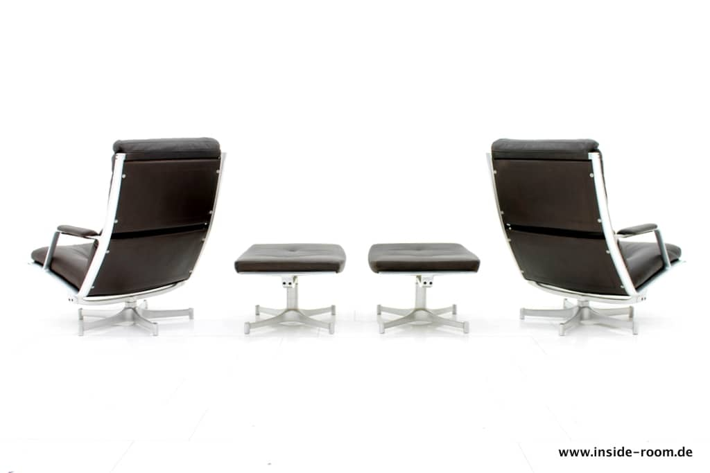 Fabricius & Kastholm Lounge Chair, FK 85, Kill Int.
