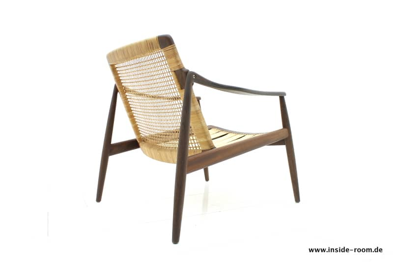 Pair of Hartmut Lohmeyer Easy Chairs, Wilkhahn
