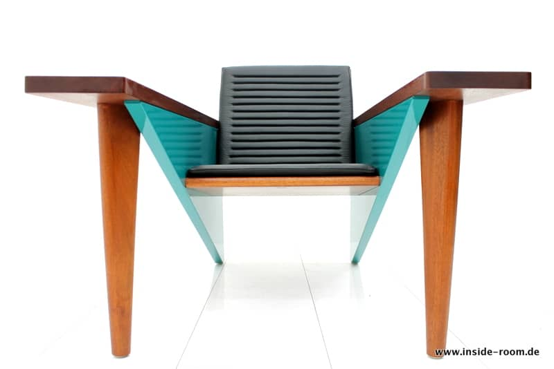 "Stefan Zwicky Lounge Chair ""Lesestation"" (l)"