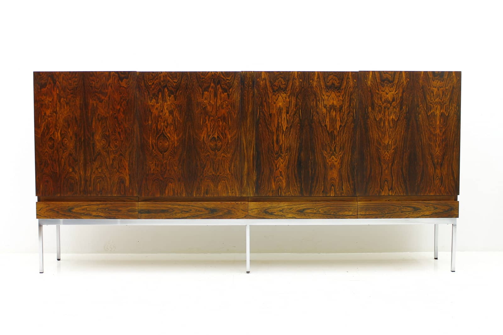 Rosewood Sideboard by Dieter Wäckerlin B60, Behr 1958
