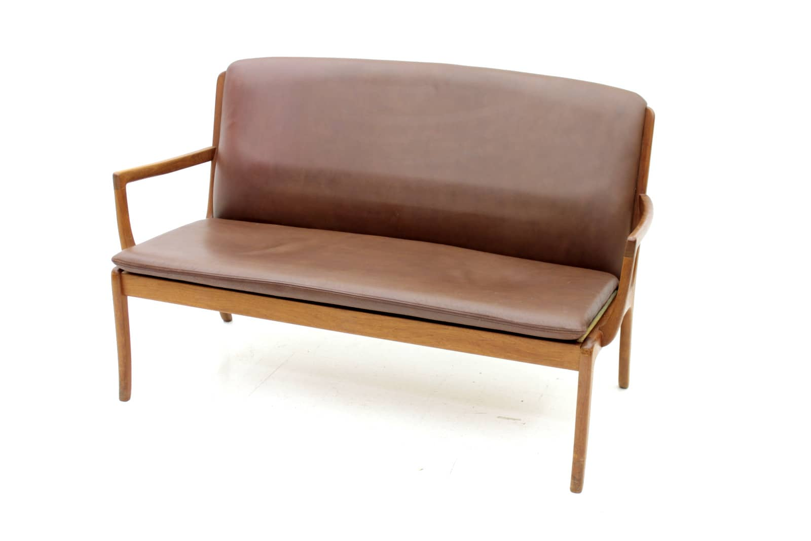 Ole Wanscher Settee for Cado, Denmark (s)