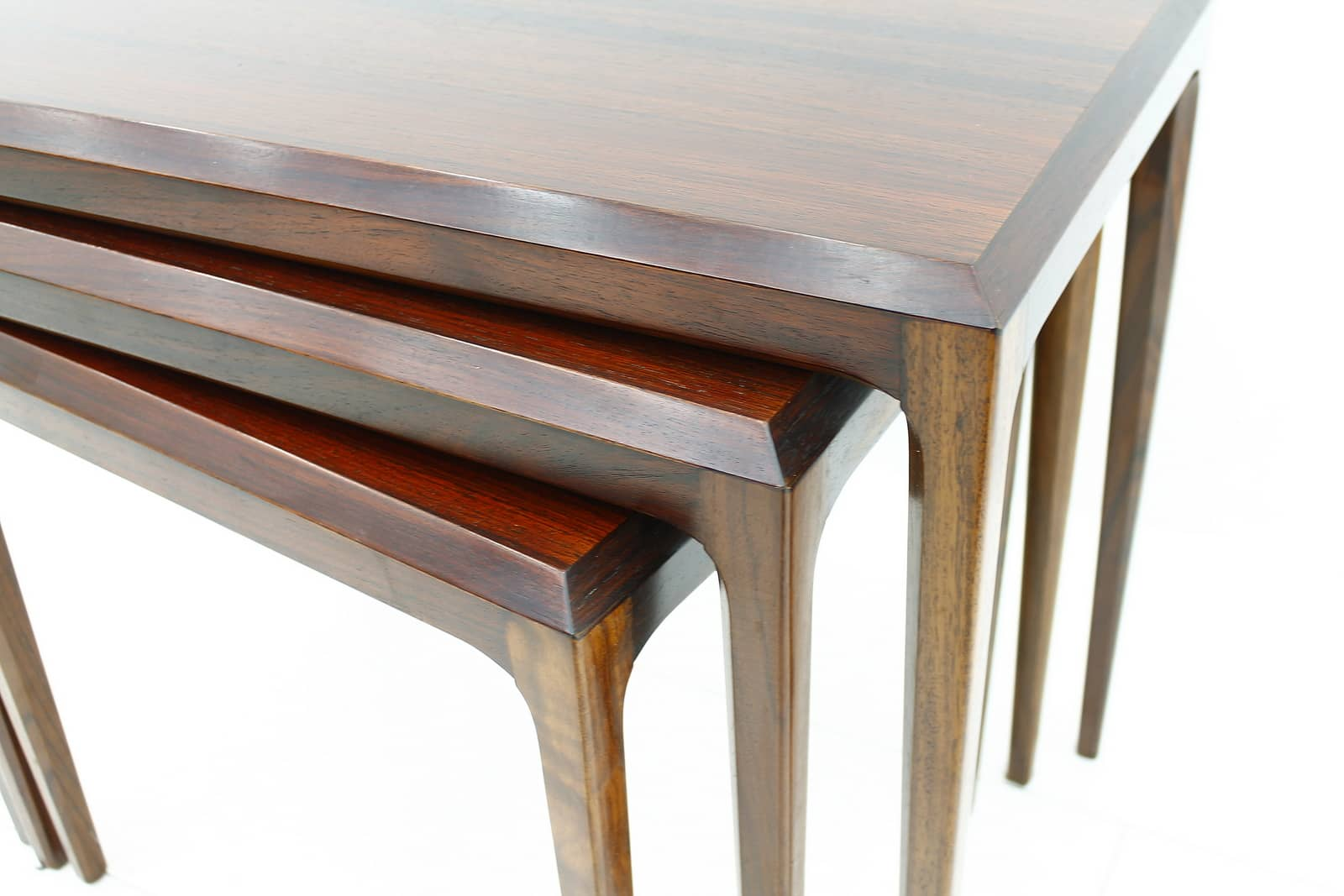 Nesting Tables by Johannes Andersen, Denmark (t)