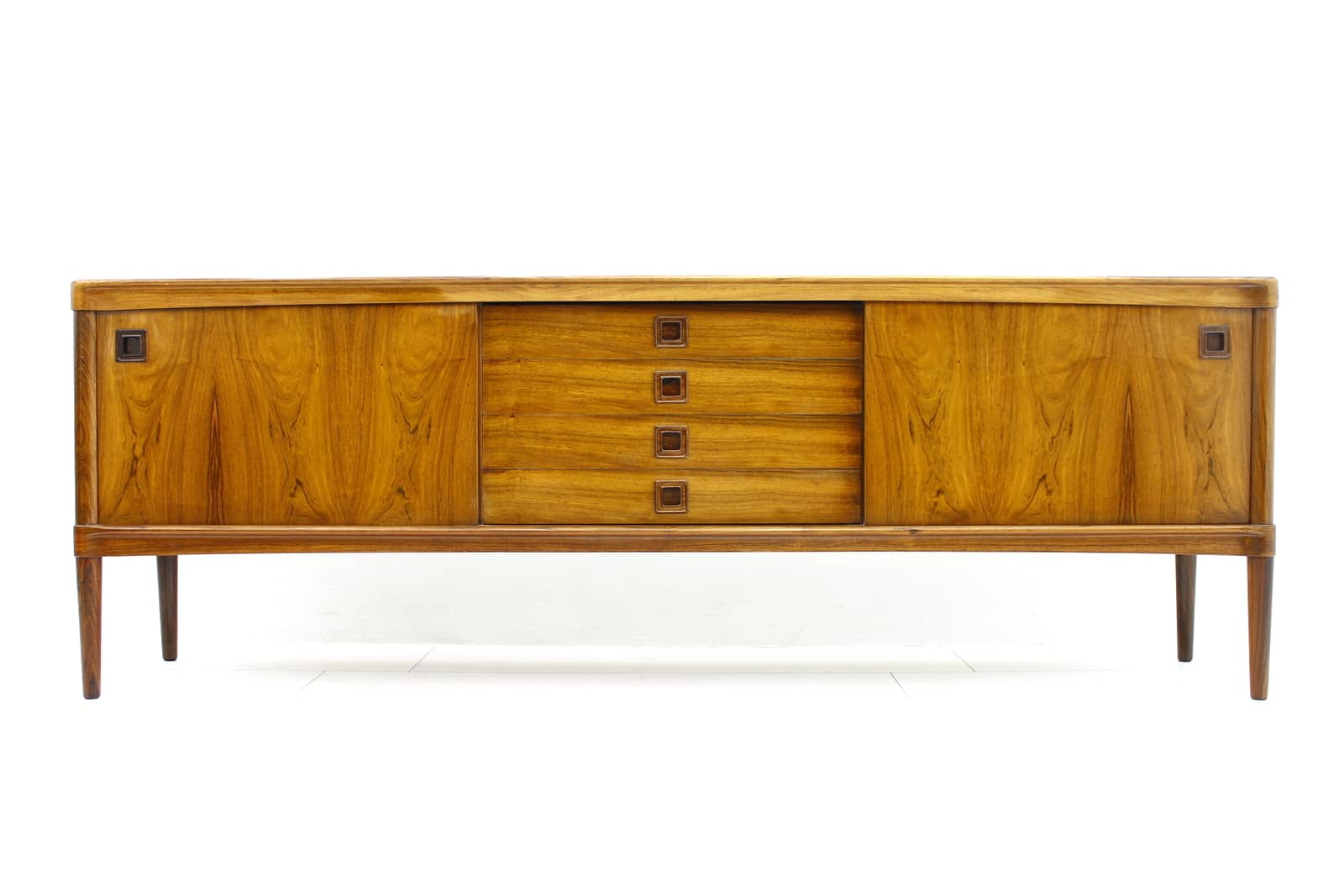 Rosewood Sideboard by H.W Klein for Bramin, Denmark