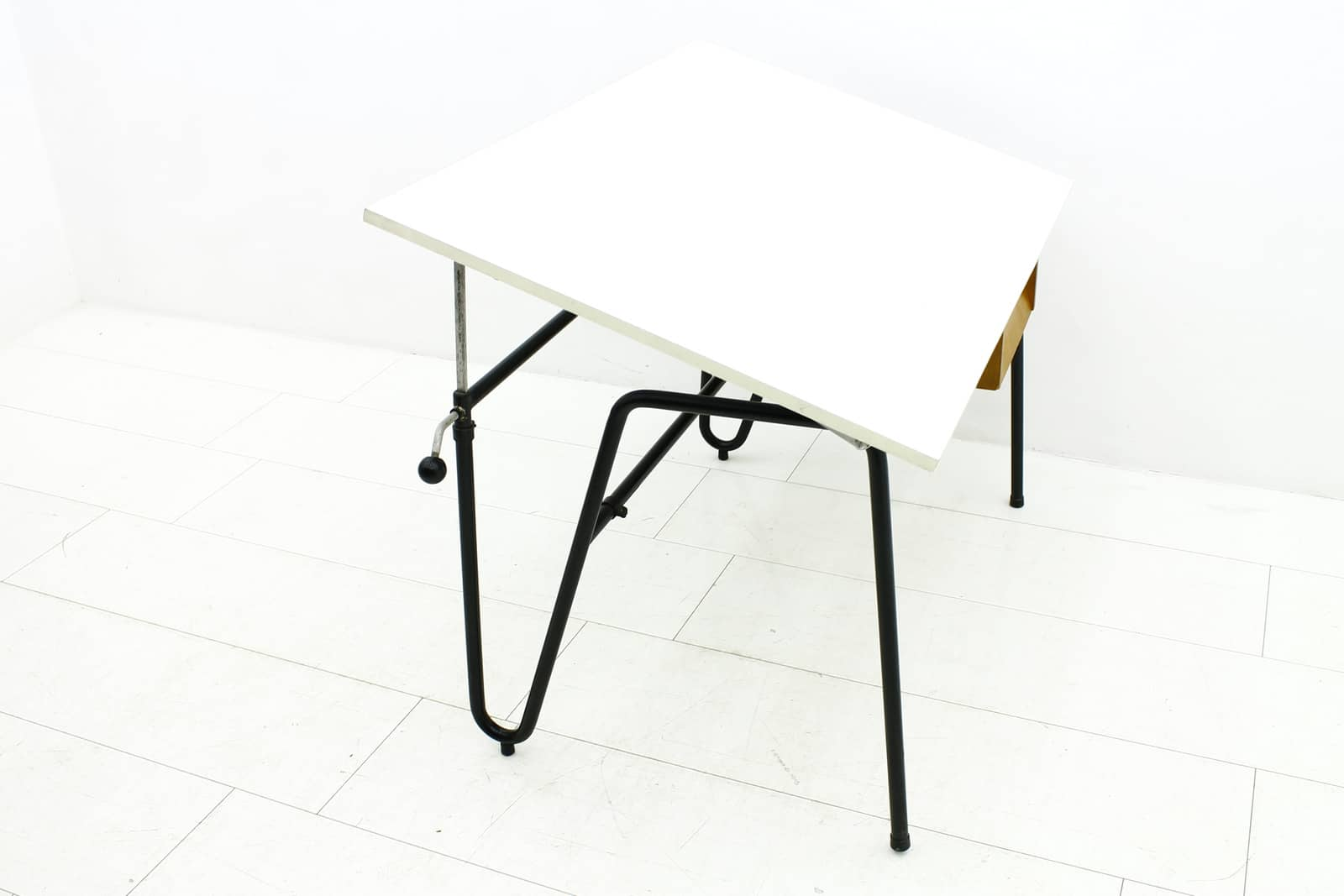 Tubular Drafting Architect Desk 1950s