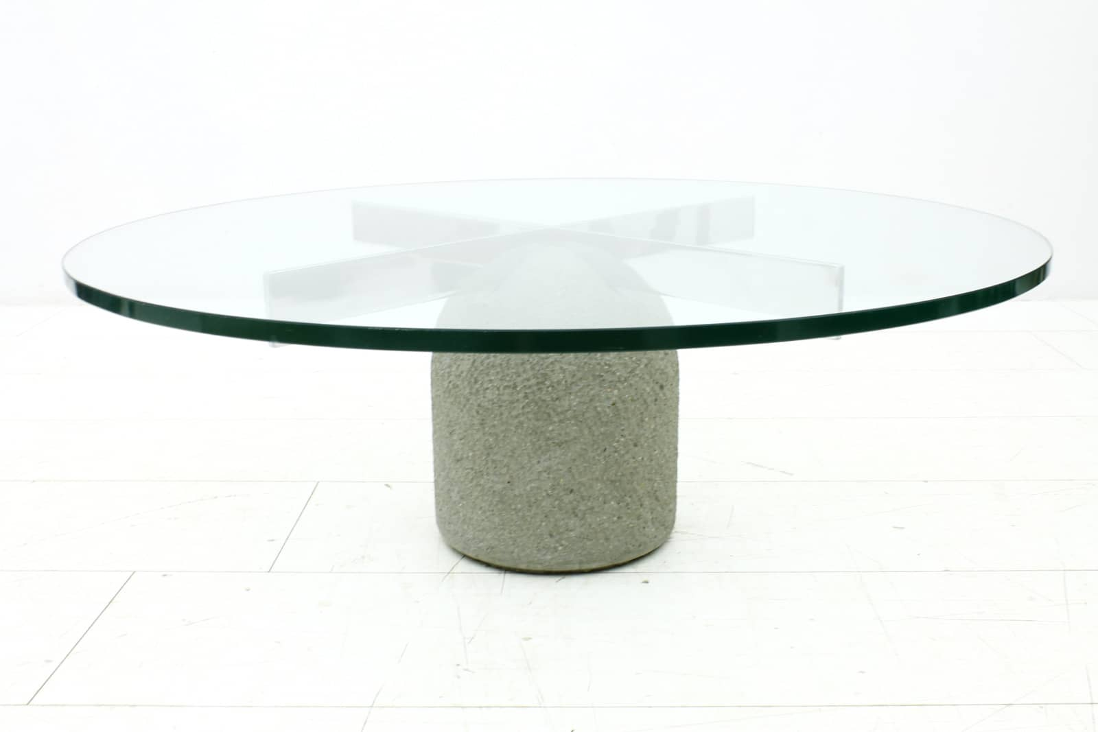 "Sofa Table ""Paracarro"" by Giovanni Offredi for Saporiti, Italy circa 1970 (t)"