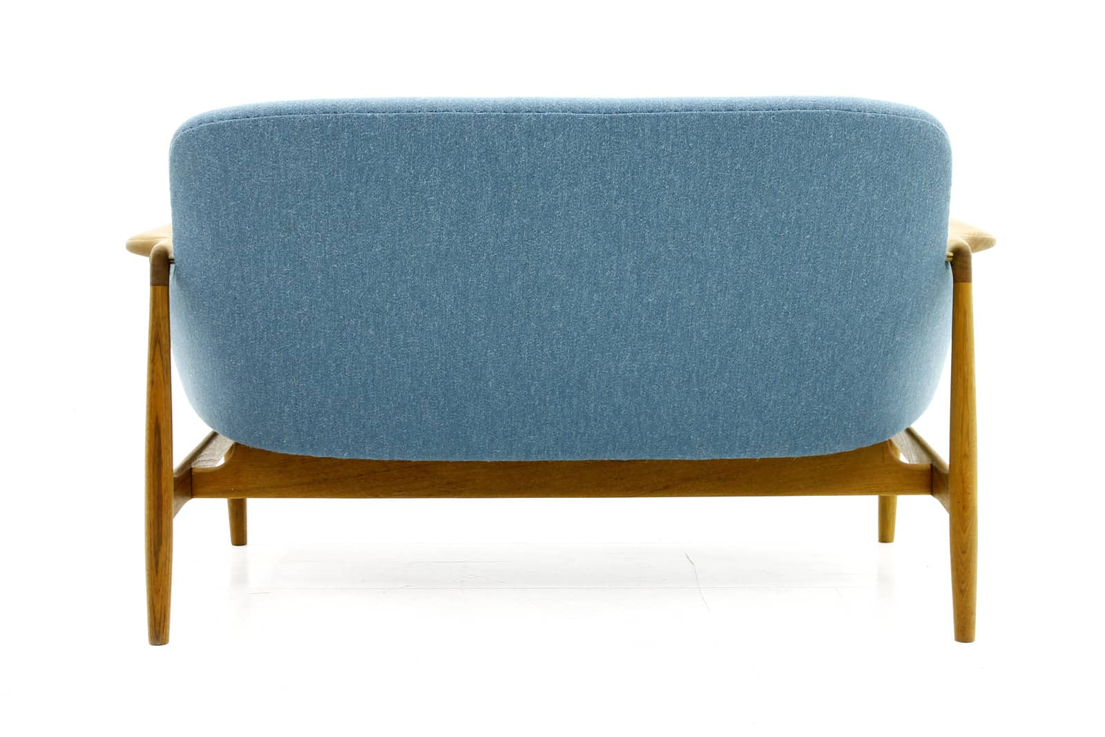 Finn Juhl Two-Seat Sofa NV 53 for Niels Vodder, 1953