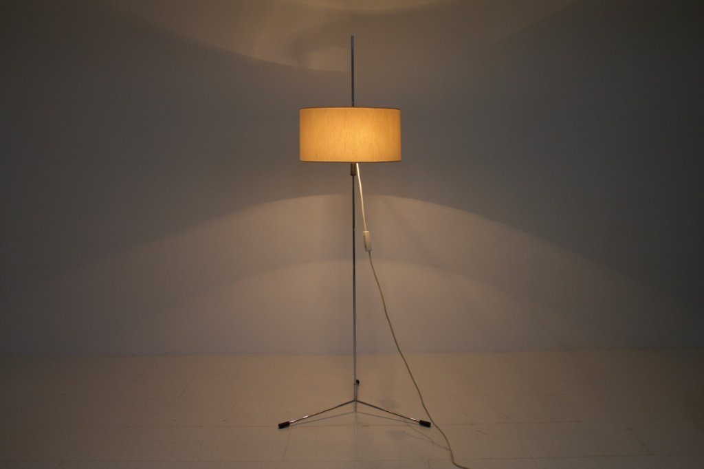 Floor Lamp by Ruser & Kuntner for Knoll International 1960s