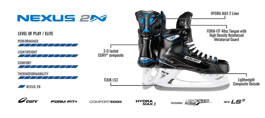 Bauer Nexus 2N Ice Hockey Skate