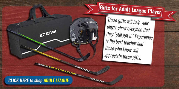 Gifts for Adult League