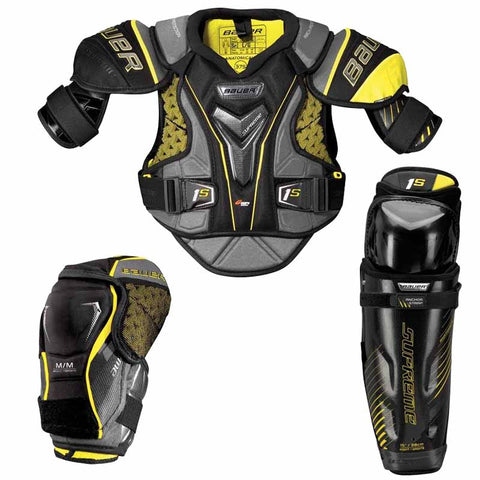 28059a1a2d9 Supreme pads will be the lowest-volume fit compared to Vapor and Nexus pads.  The shoulder