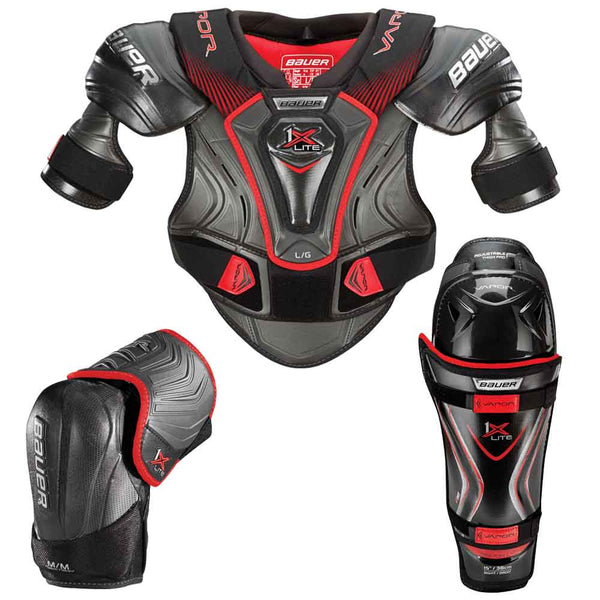 783c11caae9 Vapor protective equipment features the same taper technology found in all  the other lines of gear. In the shoulder pads