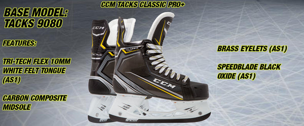 11dfb4a6ace CCM Tacks Classic Pro+ 2018 Senior Ice Skates - Senior - - Discount ...