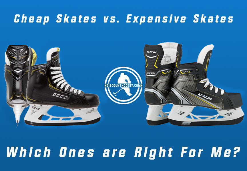 2a28ac02860 Cheap Hockey Skates vs. Expensive Hockey Skates  Which Ones Are Right For  Me