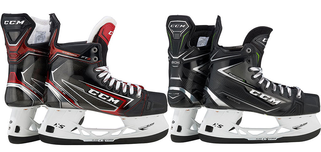 jetspeed and ribcor skates