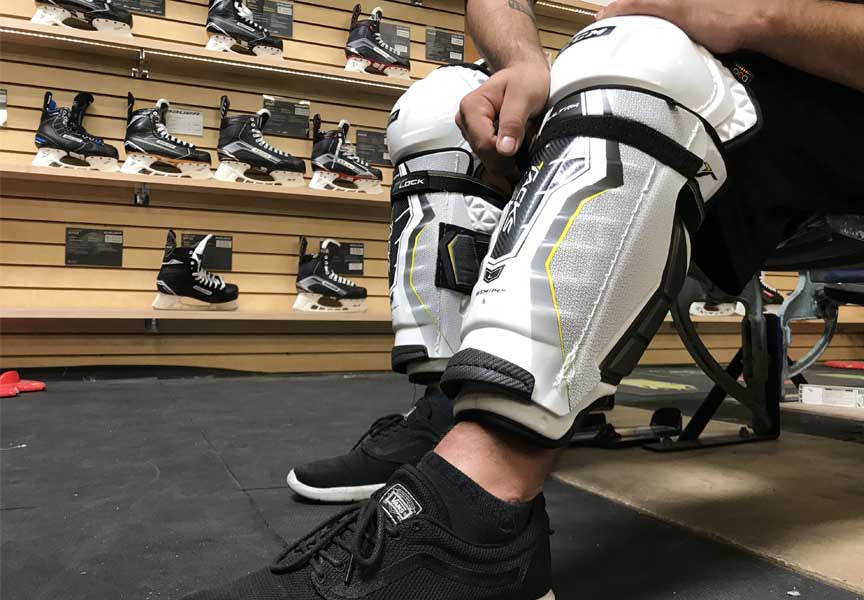 Tips To Stop Your Shin Guards From Rotating Discount Hockey