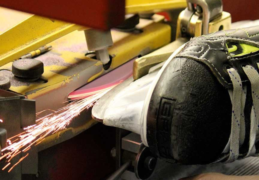 2ea481745e1 Keeping hockey skates sharp is an important part of equipment management.  When the edges remain sharp