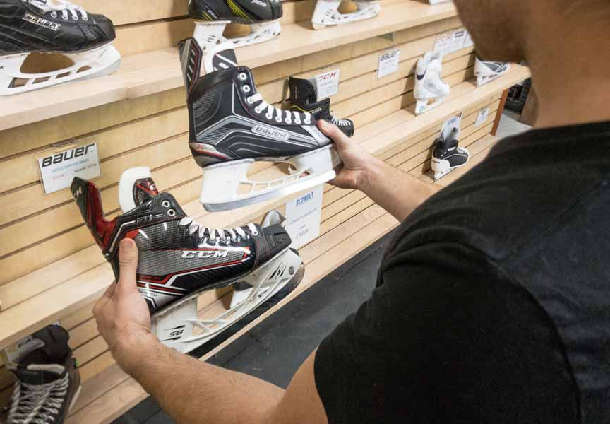 What To Look For When Buying Skates Discount Hockey