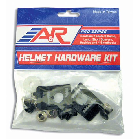 A&R Hockey Helmet Hardware Kit