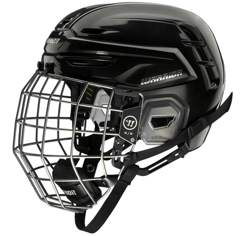 Warrior Alpha One Hockey Helmet w/ Cage
