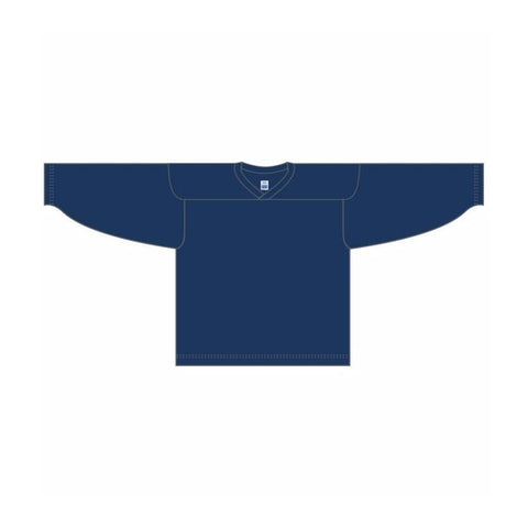 One-Color Custom Navy Jersey