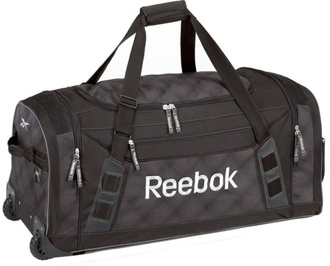 "Reebok 11K Deluxe Wheeled Player Bag (36"")"