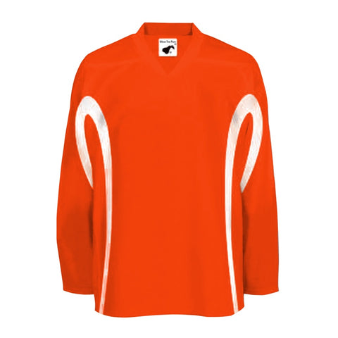 Pearsox House League Hockey Jersey - Orange