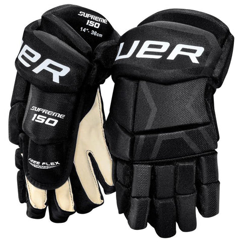 Bauer Supreme 150 Hockey Gloves - Discount Hockey