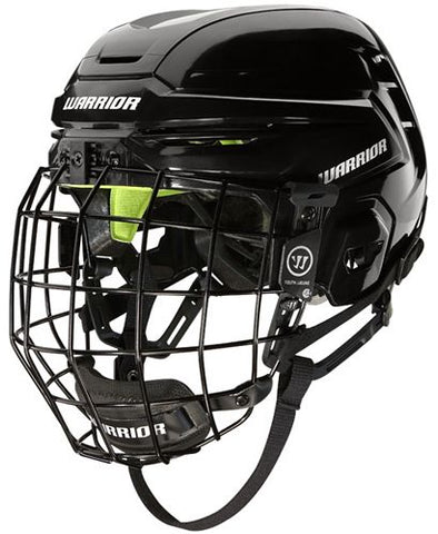 Warrior Alpha One Youth Hockey Helmet w/ Cage