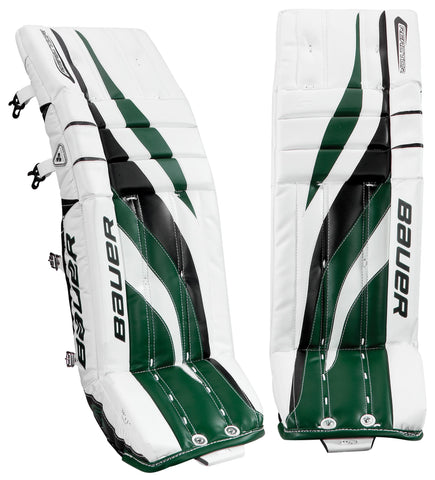 Bauer Reactor 2000 Goalie Leg Pads - Discount Hockey