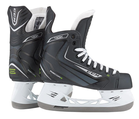 CCM Ribcor 40K Ice Skates - Discount Hockey