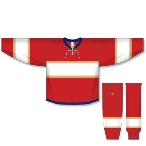 Florida Panthers Custom Home Jersey
