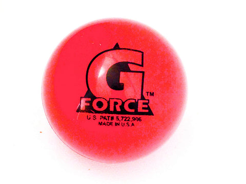 "Mylec Pink ""G-Force"" Cool Weather Ball"