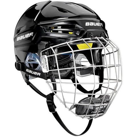 Bauer Re-Akt 95 Hockey Helmet w/ Cage - Senior