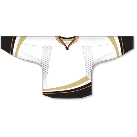 Anaheim Ducks Custom Away Jersey (2007)