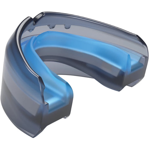 Shock Doctor Ultra Double Braces Mouth Guard with Strap