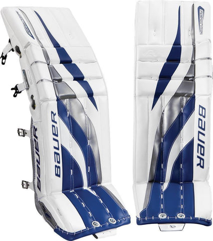 Bauer Reactor 4000X Goalie Leg Pads - Discount Hockey