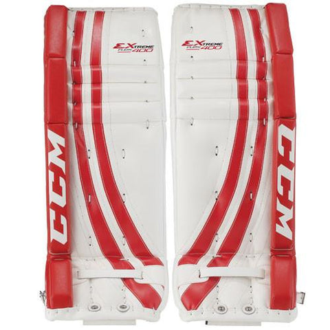 CCM Extreme Flex 400 Goalie Leg Pads - Discount Hockey