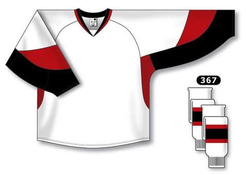 Ottawa Senators Custom Away Jersey