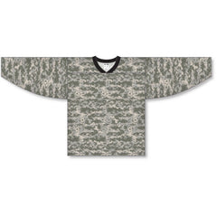 Digital Camouflage Custom Jersey