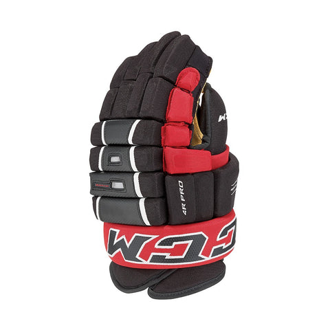 CCM 4 Roll PRO III Junior Hockey Gloves