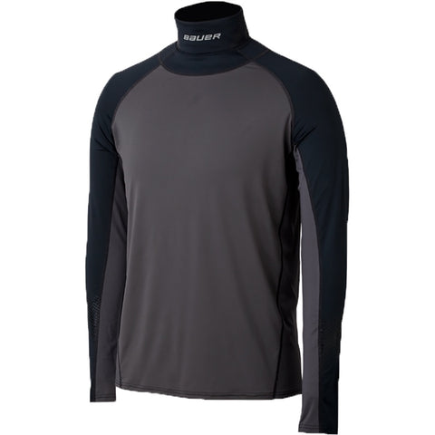 Bauer 2019 Youth Long Sleeve NeckProtect Shirt