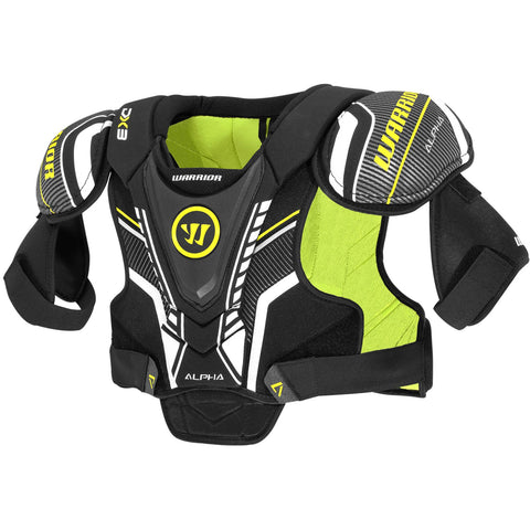 Warrior Alpha DX3 Senior Shoulder Pads
