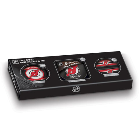 Inglasco NHL New Jersey Devils Fan Gift Box