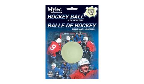 Mylec Glow in the Dark Hockey Ball