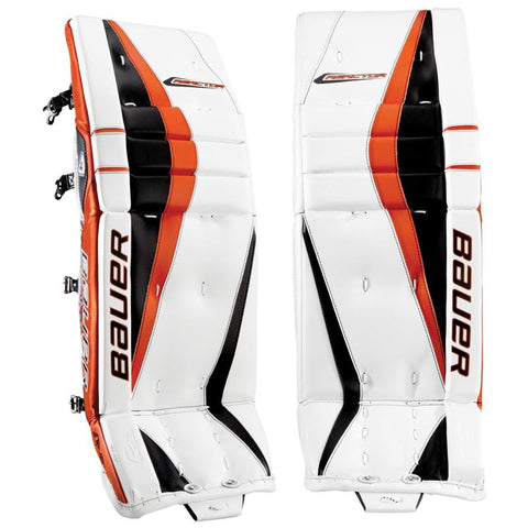 Bauer Reactor 7000 Goalie Leg Pads - Discount Hockey