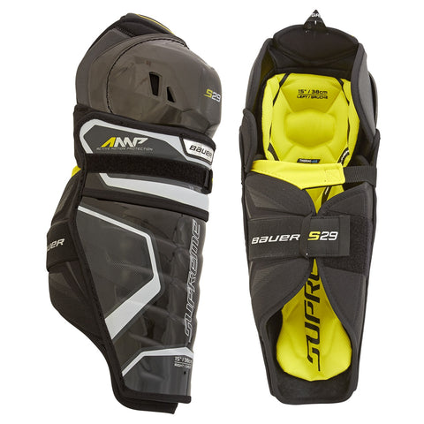 Bauer Supreme S29 Junior Shin Guards