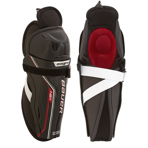 Bauer NSX Youth Shin Guards