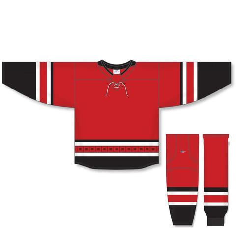 Carolina Hurricanes Custom Home Jersey