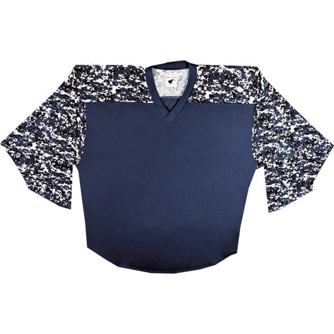 Pearsox Air Mesh Hockey Jersey - Navy Camo